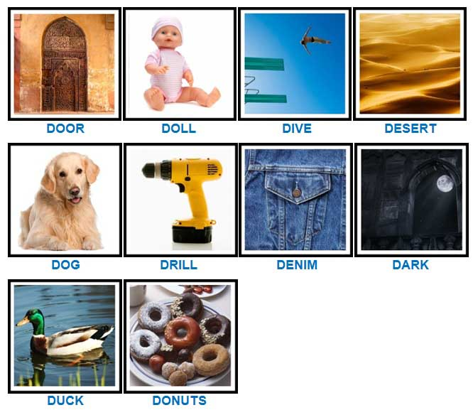 100 Pics Quiz D Is For Answers 100 Pics Quiz Answers